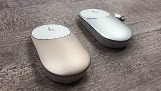 Обзор беспроводных мышек Xiaomi Mi Portable Mouse Bluetooth