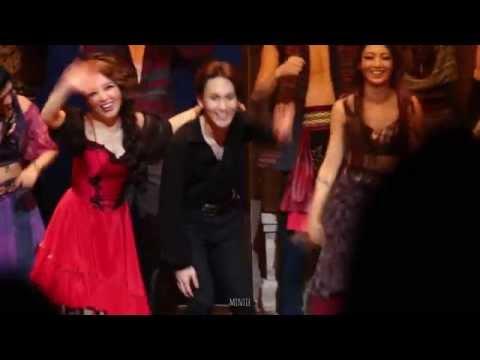 140901 Musical ''Zorro'' ending