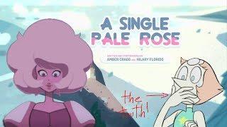 Review:A single pale Rose-Steven Universe(ITA)
