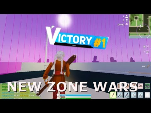 Zone Wars in Strucid (Roblox Fortnite)