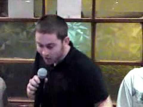 Greenock karaoke