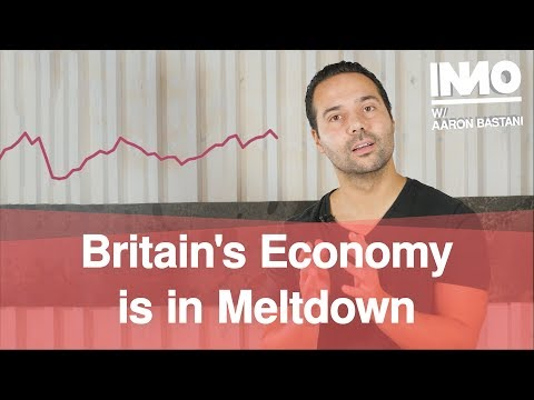 Britain's Economy is in Meltdown