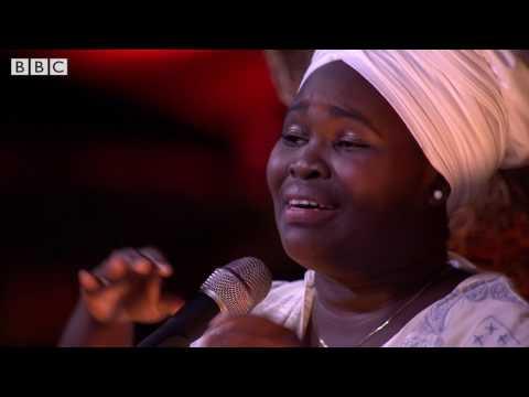 Daymé Arocena - Negra Caridad (Glastonbury Session)