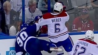 Gotta See It: Weber lowers the boom on Namestnikov
