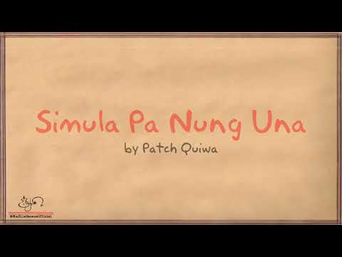 Download Simula pa nung una lyrics