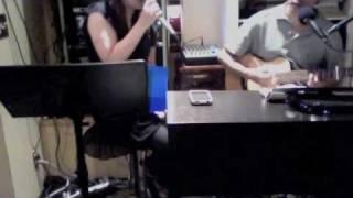 ありがとう(wyolica)とある酒場の弾き語り練習風景 (2010) Vocal:シ...