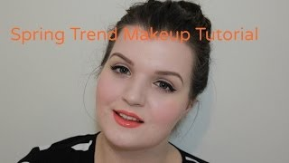Spring Trend Makeup Tutorial | LiddieLoo Thumbnail
