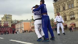 ШБИ Дмитрия Носова #nosovschool - спортсмены на охоте. Разборка с сотрудниками полиции