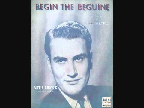 Artie Shaw and His Orchestra - Begin the Beguine (1938)