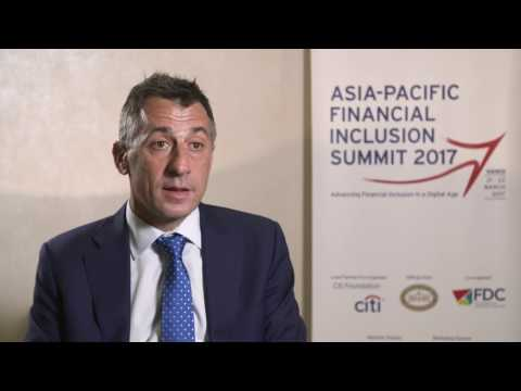 Philip Course   Asia Pacific Financial Inclusion Summit 2017