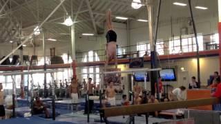 University of Illinois Men's Gymnastics Pre-Season 2012-2013