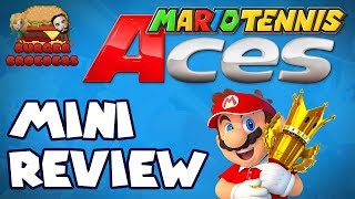 Mario Tennis Aces (Nintendo Switch) - Mini-review