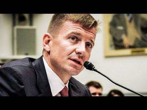 Blackwater Founder Wants Trump To Privatize The War In Afghanistan
