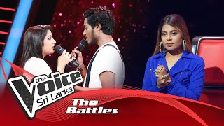 The Battles : Dishad Weerasinghe V Melissa | Señorita | The Voice Sri Lanka Thumbnail