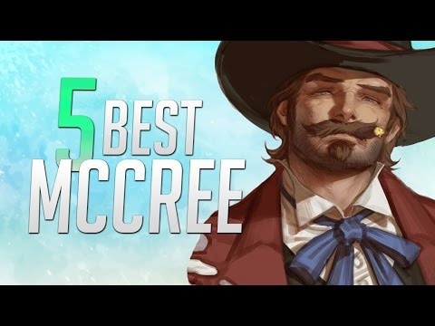 World's Best Mccree #2 (ft.Taimou, Mendokusaii, iddqd, Surefour, Dante)