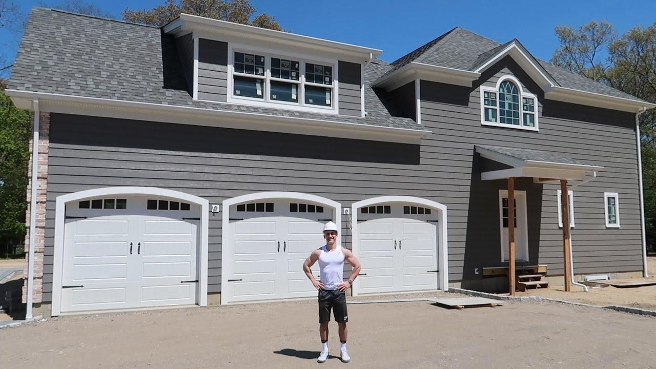BUILDING MY DREAM HOUSE PART 3