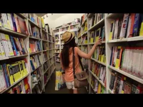 Indigo, Canadian biggest bookstore. Video-tour in Russian