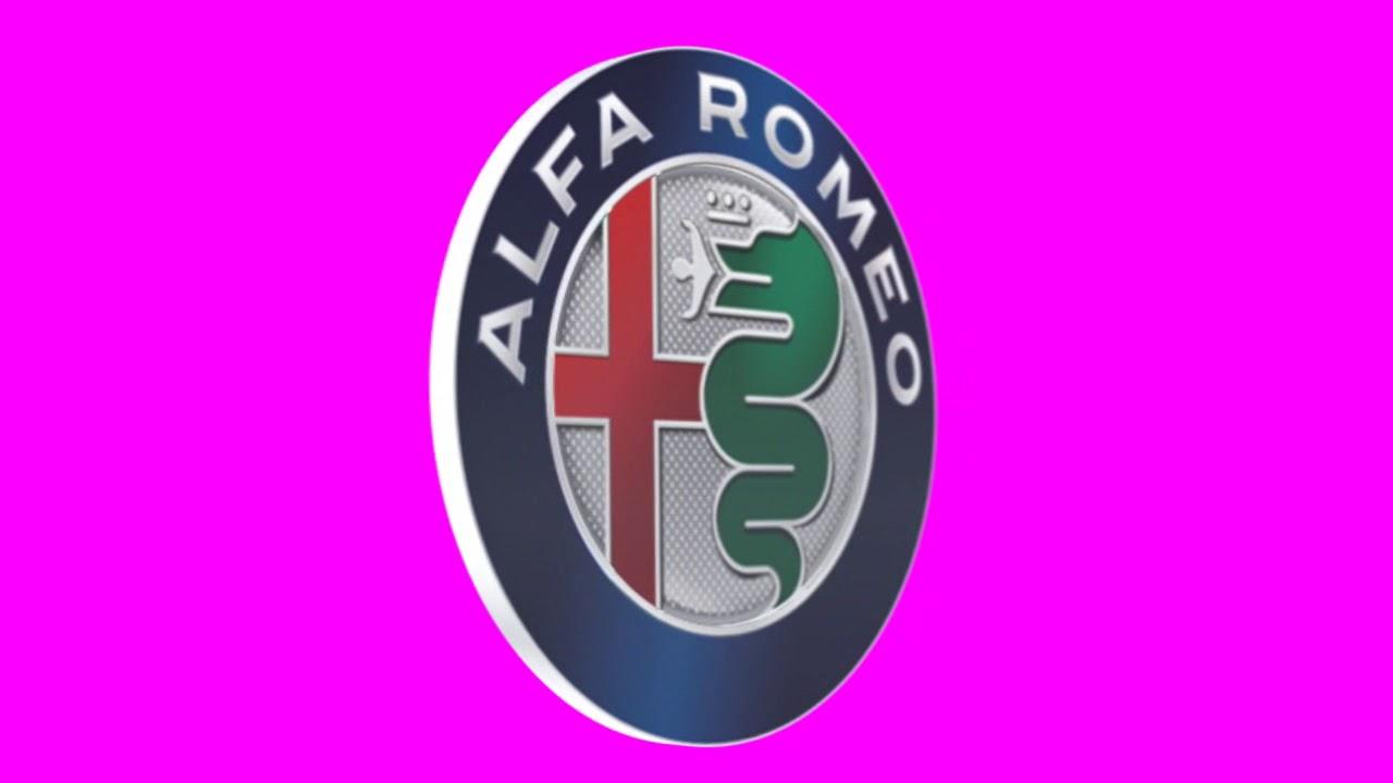 Alfa Romeo Logo Chroma Youtube