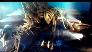 Godzilla 1954 Bones Discovered