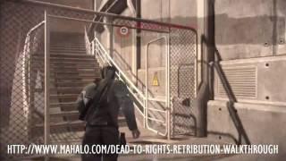 Dead to Rights: Retribution Walkthrough - Chapter 1: Strikebreaker Part 3
