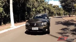 Avaliação Renault Duster 2.0 At | Canal Top Speed