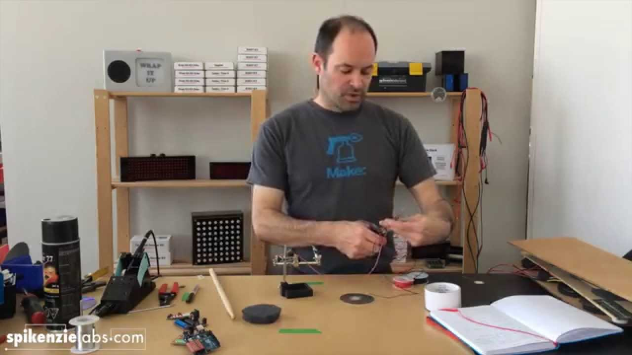 how to make diy electronic drum pads youtube. Black Bedroom Furniture Sets. Home Design Ideas