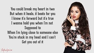 Back To You - Selena Gomez (Lyrics) Video