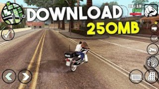 How to download | GTA San Andreas lite | adreno and Mali GPU | in android by DD SUPER SPORT