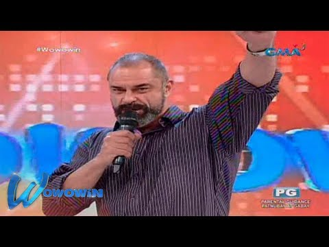 Wowowin: Conan 'The Mountain' Stevens in the house!