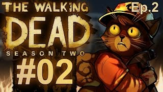 "The Walking Dead Season 2: Episode 2 ""A House Divided"" Walkthrough Part 2 - Bridge Showdown"