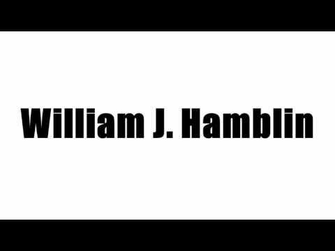 William J. Hamblin