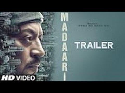 MADAARI Official Trailer  2016 | Jimmy...