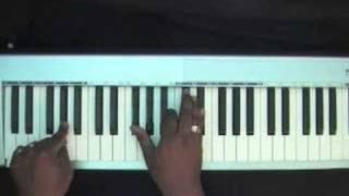Shouting Chords - Ab - Piano Tutorial - High Praise Music
