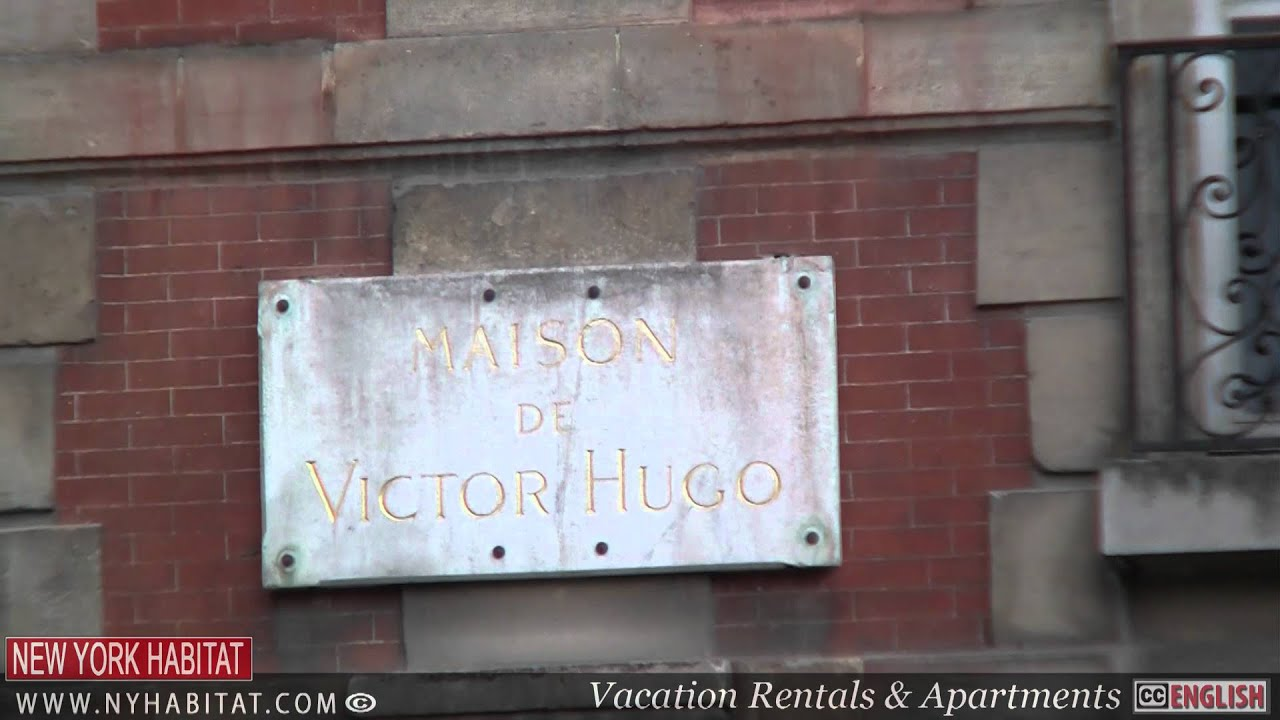 Paris, France - Video Tour of Le Marais Neighborhood (Part 1)