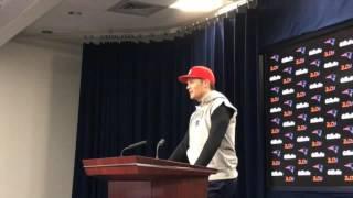 Tom Brady On Michael Floyd's Development With Patriots