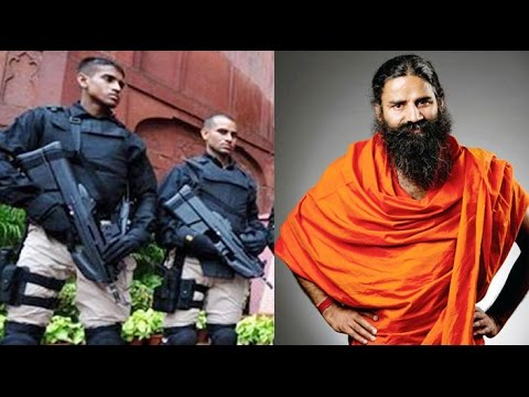 Yoga Guru Baba Ramdev Gets Z Category Security