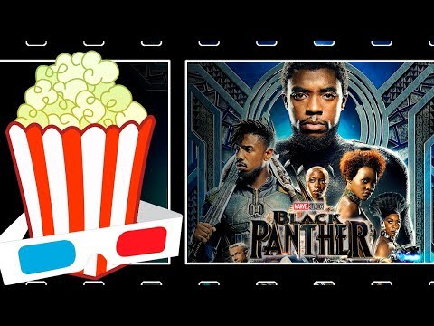 CHAOS Palomitas Rancias  Black Panther  Reseña