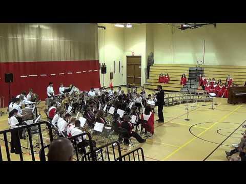 2017 Nathan Hale Middle School Band Spring Concert