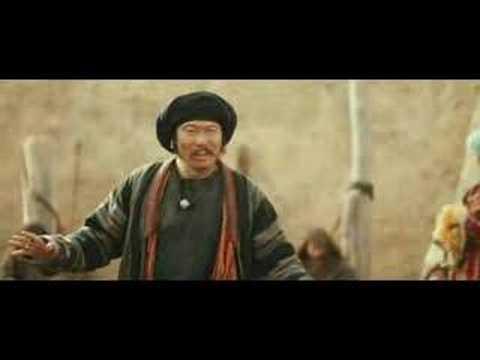 Kala kham Uzbeks in Hollywood movie filmed in Afghanistan