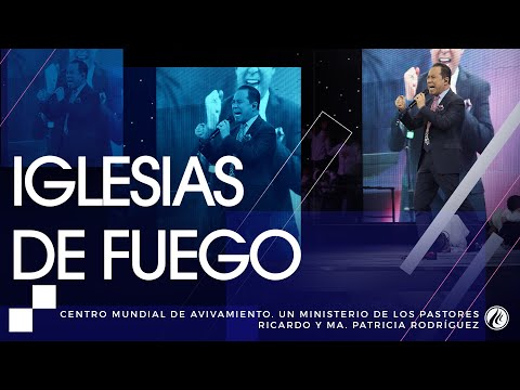 #155 Iglesias de fuego - Pastor Ricardo Rodríguez