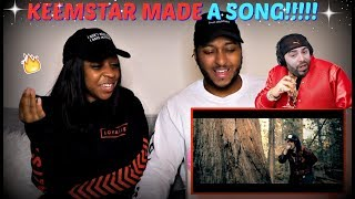 KEEMSTAR MADE A SONG!! |  'Dollar In The Woods!' (Official Music Video) REACTION!!!