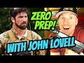 ZERO PREP Gun Fun with JOHN LOVELL The Warrior Poet