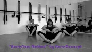 BarreFloor by BarreConcept - the UK's number one barre fitness workout