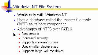 1103 - FAT16 vs NTFS.mov