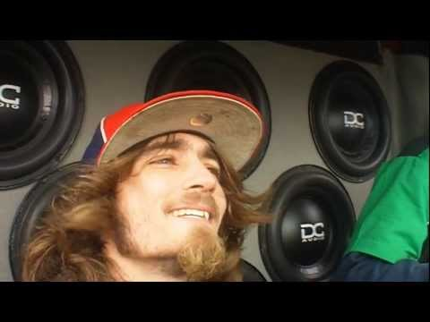 "Painful Bass Demo: Worlds Loudest Ragtop JEEP | 8 DC Audio 12"" Subs 