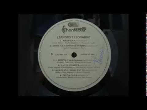 Leandro & Leonardo - A Rotina (Fim de Semana) (LP/1991)