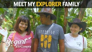 MEET THE EXPLORERS (Journey to the Island of Fire Ep. 1)