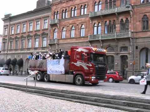 Lund high school graduation