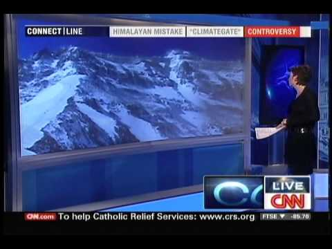 U.N.: Himalayan Glacier Melt by 2035 Not Backed by Science