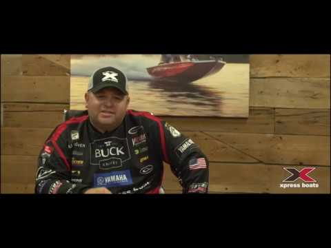 Welcoming Bassmaster Elite Angler Bill Lowen